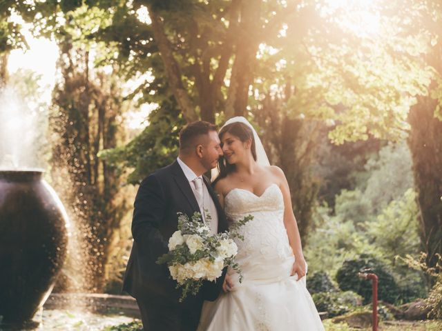 Le nozze di Carola e Federico