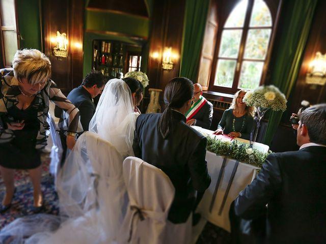 Il matrimonio di Christian e Chiara a Gornate-Olona, Varese 30