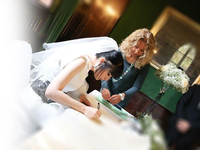 Il matrimonio di Christian e Chiara a Gornate-Olona, Varese 36