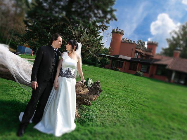 Il matrimonio di Christian e Chiara a Gornate-Olona, Varese 45