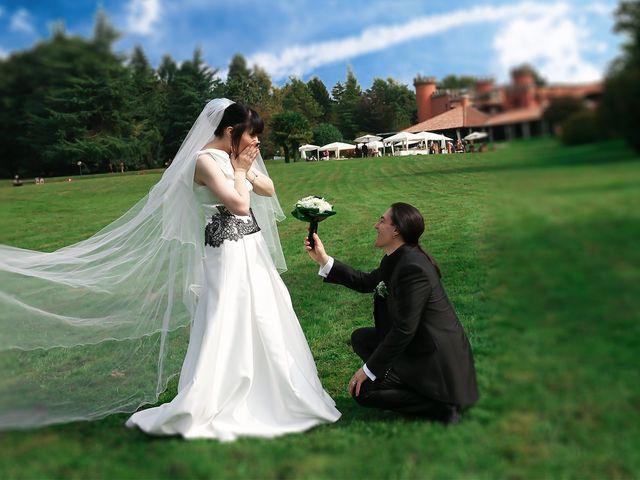 Il matrimonio di Christian e Chiara a Gornate-Olona, Varese 46