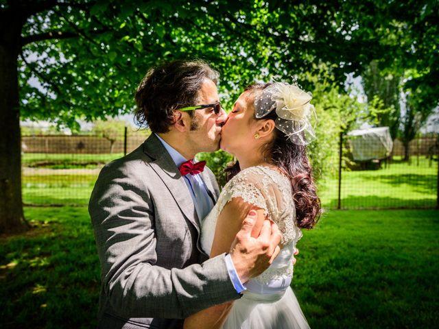 Le nozze di Karina e Stefano