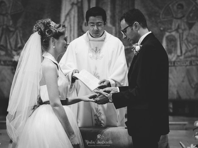 Il matrimonio di Luca e Olga a Lido di Ostia, Roma 48