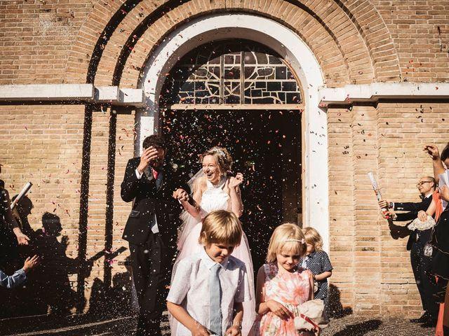 Il matrimonio di Luca e Olga a Lido di Ostia, Roma 54