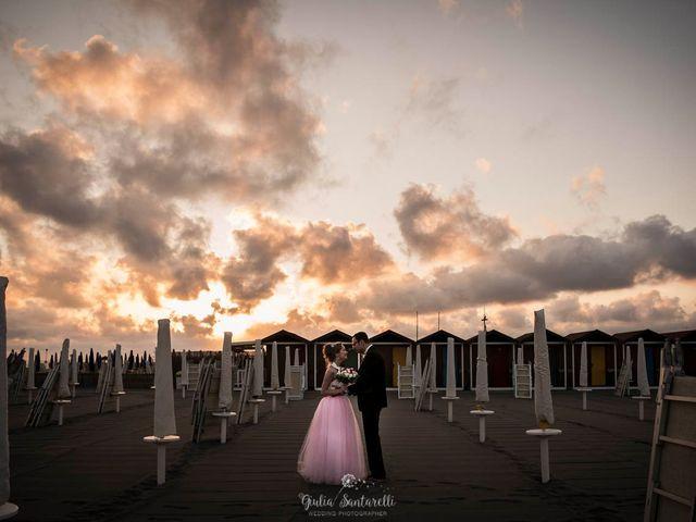Il matrimonio di Luca e Olga a Lido di Ostia, Roma 77
