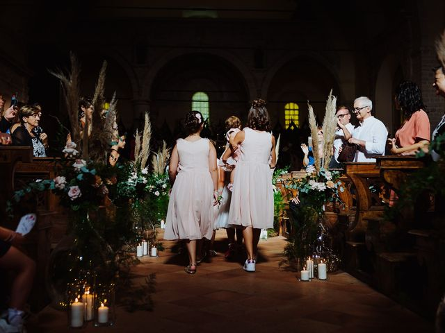 Il matrimonio di Alessio e Caterina a Cingoli, Macerata 23