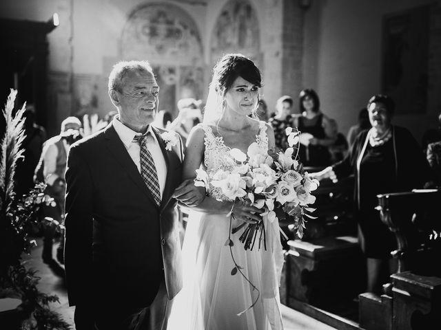 Il matrimonio di Alessio e Caterina a Cingoli, Macerata 25