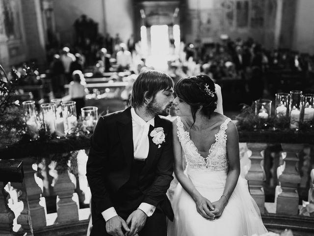 Il matrimonio di Alessio e Caterina a Cingoli, Macerata 27