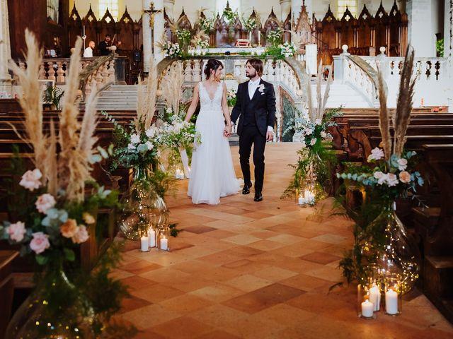 Il matrimonio di Alessio e Caterina a Cingoli, Macerata 28