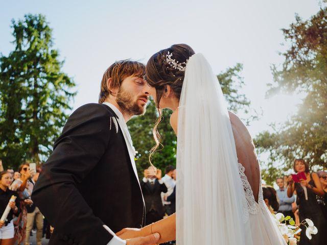 Il matrimonio di Alessio e Caterina a Cingoli, Macerata 29