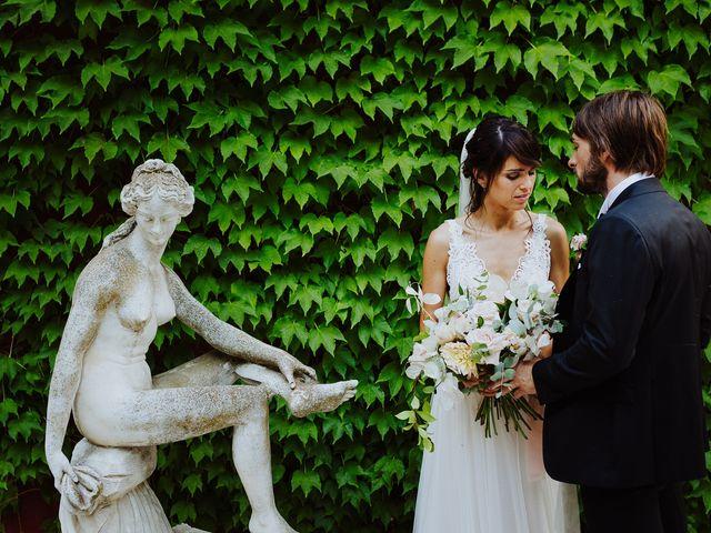 Il matrimonio di Alessio e Caterina a Cingoli, Macerata 30