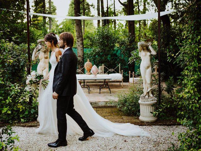 Il matrimonio di Alessio e Caterina a Cingoli, Macerata 31