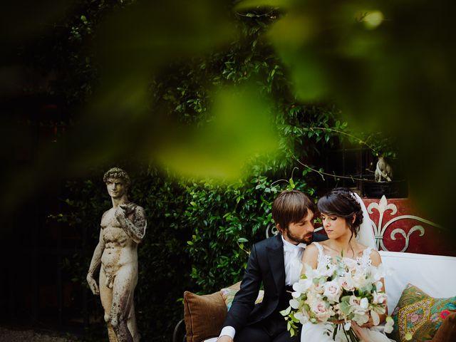 Il matrimonio di Alessio e Caterina a Cingoli, Macerata 34