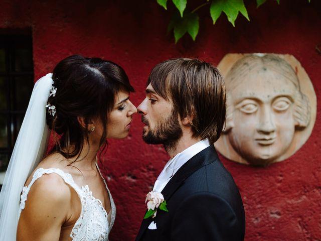 Il matrimonio di Alessio e Caterina a Cingoli, Macerata 35