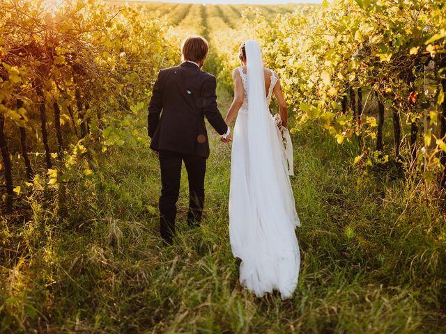 Il matrimonio di Alessio e Caterina a Cingoli, Macerata 36