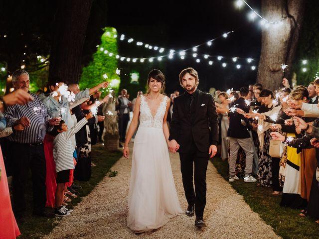Il matrimonio di Alessio e Caterina a Cingoli, Macerata 63