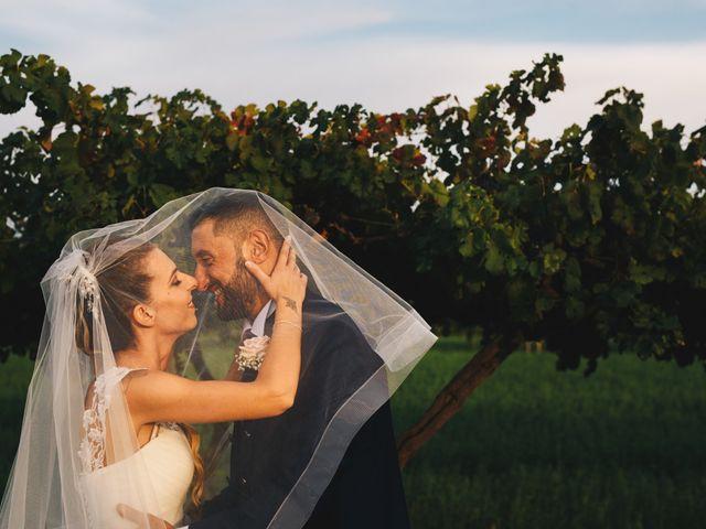 Il matrimonio di Andrea e Stefania a Ameglia, La Spezia 1