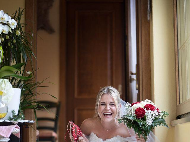 Il matrimonio di Francesco e Luana a Villongo, Bergamo 5