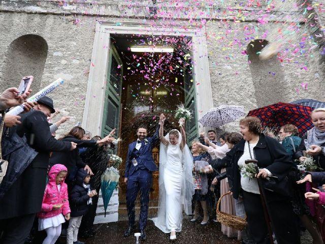 Le nozze di Carmen e Gabriele