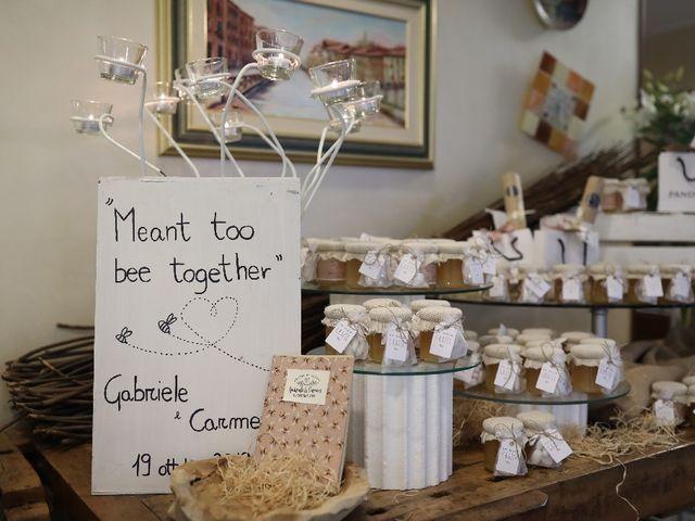 Il matrimonio di Gabriele e Carmen a Como, Como 8