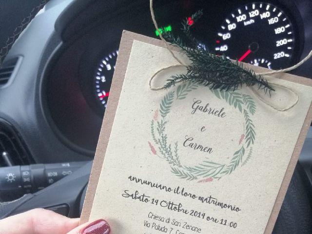 Il matrimonio di Gabriele e Carmen a Como, Como 10