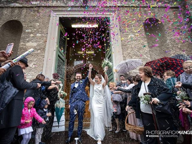 Il matrimonio di Gabriele e Carmen a Como, Como 32