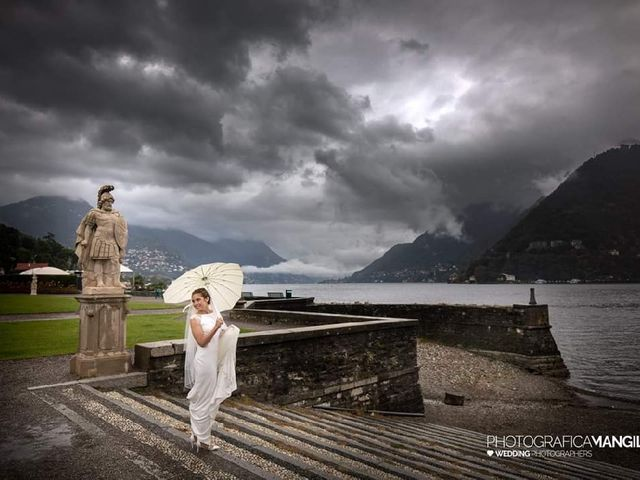 Il matrimonio di Gabriele e Carmen a Como, Como 33