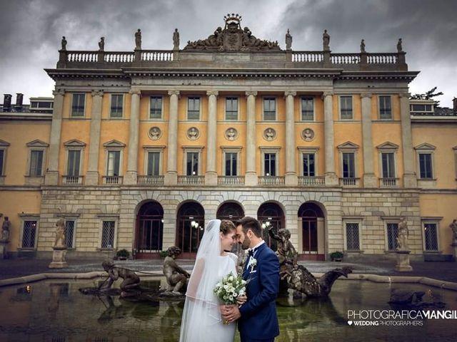 Il matrimonio di Gabriele e Carmen a Como, Como 37