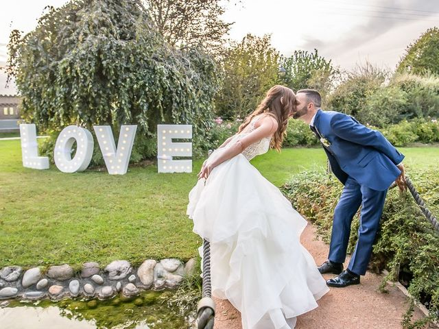 Le nozze di Luana e Roberto