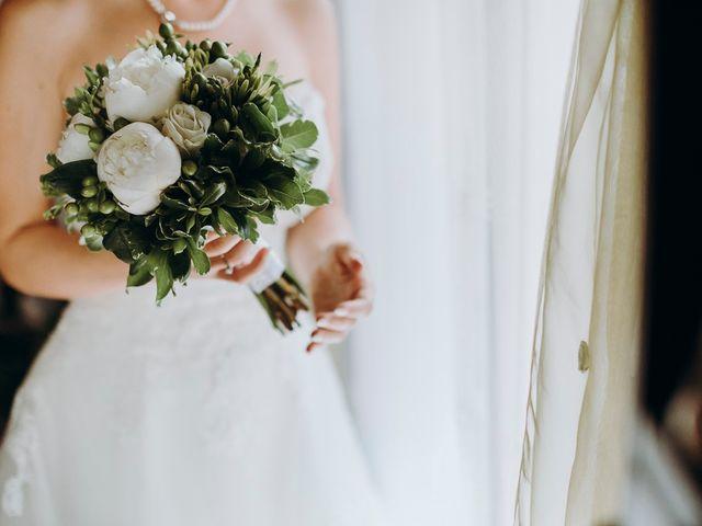 Il matrimonio di Claudio e Rebecca a Montefiascone, Viterbo 9