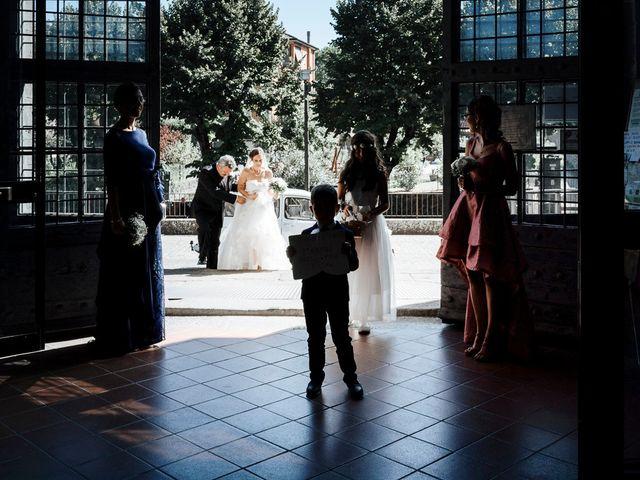 Il matrimonio di Claudio e Rebecca a Montefiascone, Viterbo 11