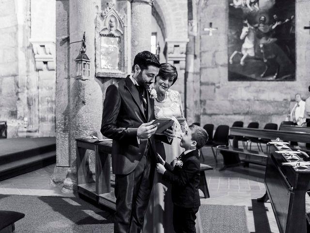 Il matrimonio di Claudio e Rebecca a Montefiascone, Viterbo 12