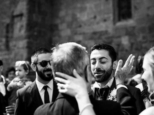 Il matrimonio di Claudio e Rebecca a Montefiascone, Viterbo 16