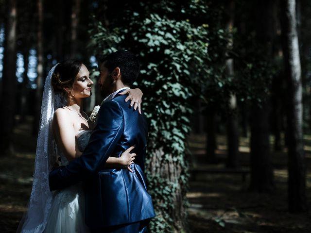 Il matrimonio di Claudio e Rebecca a Montefiascone, Viterbo 17