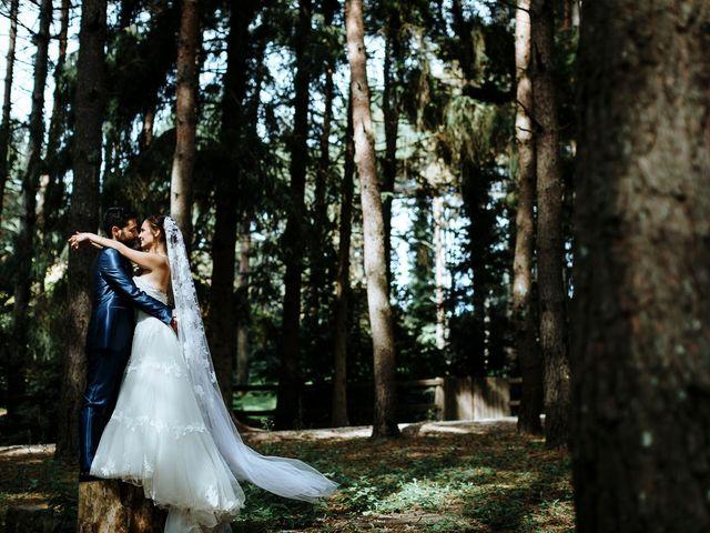 Il matrimonio di Claudio e Rebecca a Montefiascone, Viterbo 18