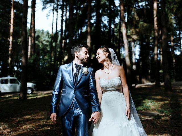 Il matrimonio di Claudio e Rebecca a Montefiascone, Viterbo 19