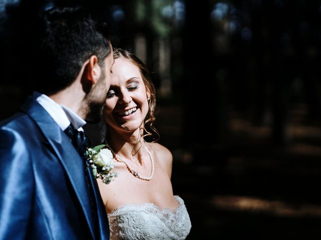 Il matrimonio di Claudio e Rebecca a Montefiascone, Viterbo 20