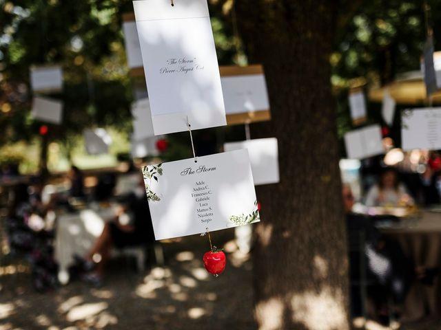Il matrimonio di Claudio e Rebecca a Montefiascone, Viterbo 23