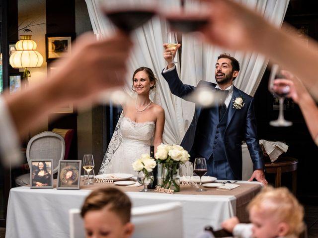 Il matrimonio di Claudio e Rebecca a Montefiascone, Viterbo 24