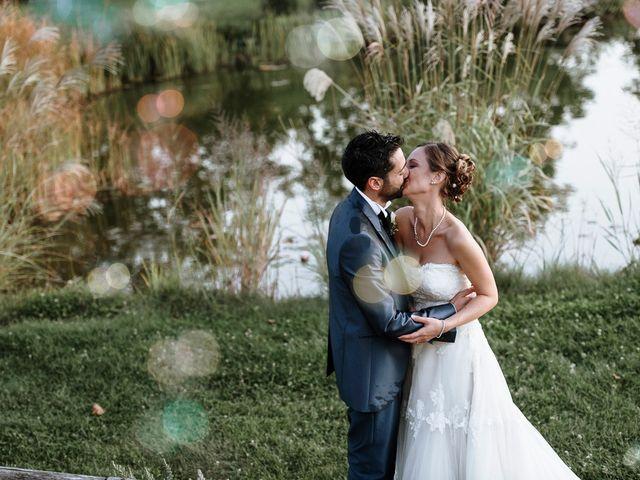 Il matrimonio di Claudio e Rebecca a Montefiascone, Viterbo 29