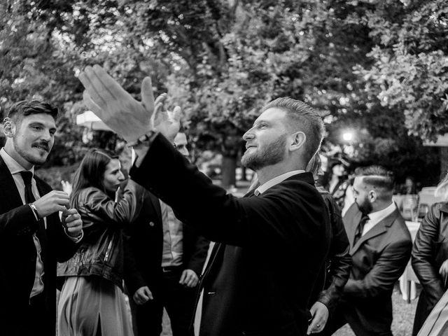 Il matrimonio di Claudio e Rebecca a Montefiascone, Viterbo 34