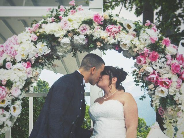 Le nozze di Susanna e Mohamed Amine