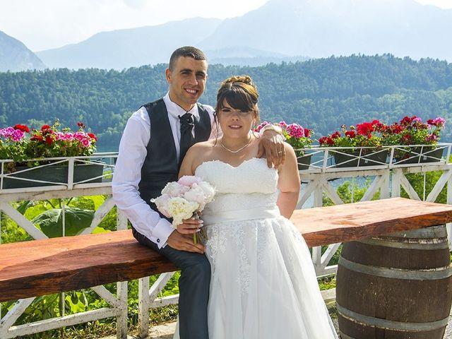 Il matrimonio di Mohamed Amine  e Susanna a Levico Terme, Trento 1
