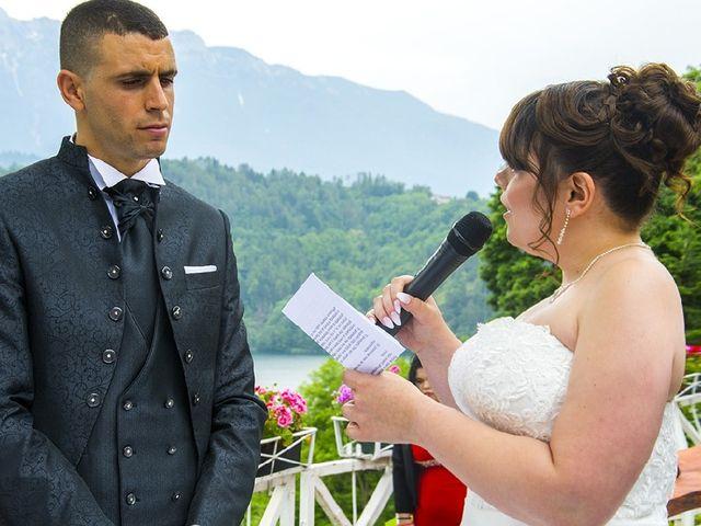 Il matrimonio di Mohamed Amine  e Susanna a Levico Terme, Trento 2