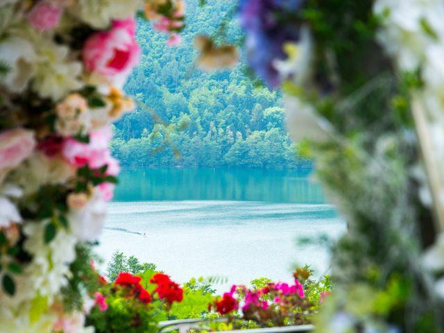 Il matrimonio di Mohamed Amine  e Susanna a Levico Terme, Trento 12