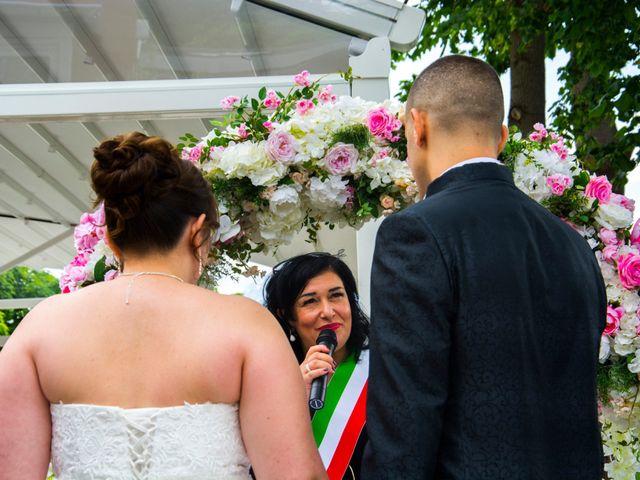 Il matrimonio di Mohamed Amine  e Susanna a Levico Terme, Trento 13