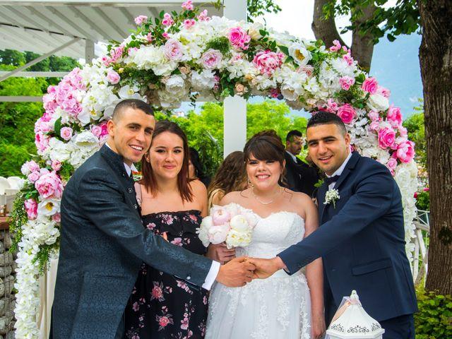 Il matrimonio di Mohamed Amine  e Susanna a Levico Terme, Trento 14