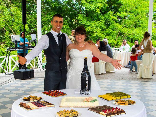 Il matrimonio di Mohamed Amine  e Susanna a Levico Terme, Trento 17