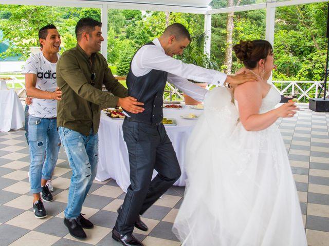 Il matrimonio di Mohamed Amine  e Susanna a Levico Terme, Trento 26
