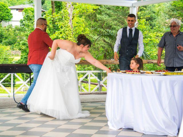Il matrimonio di Mohamed Amine  e Susanna a Levico Terme, Trento 27
